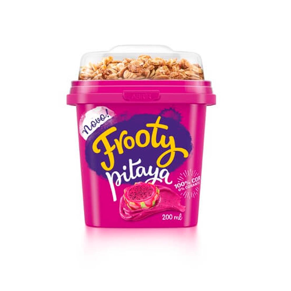 Açaí Pitaya 200ml com granola