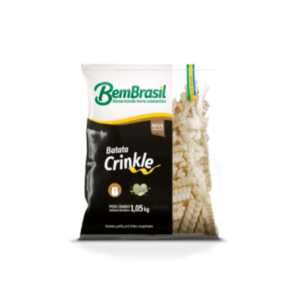 Batata Crinkle