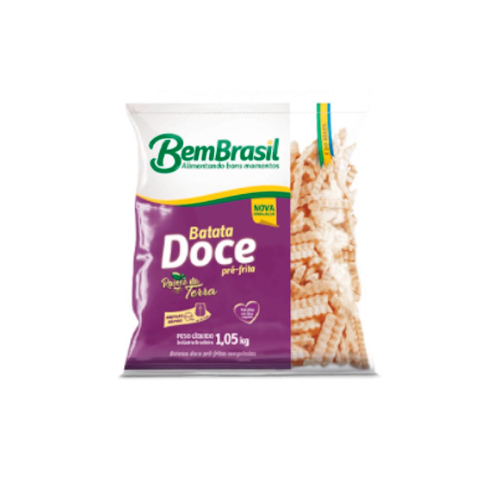 Batata Doce Pré-frita