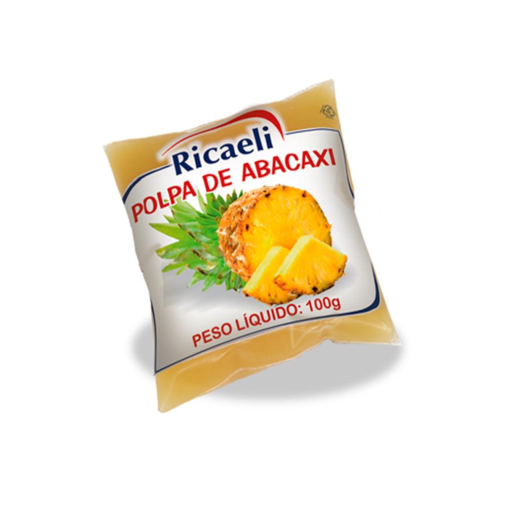 Polpas de Frutas - Abacaxi