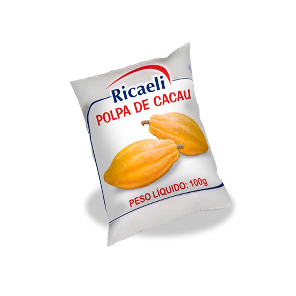 Polpas de Frutas - Cacau