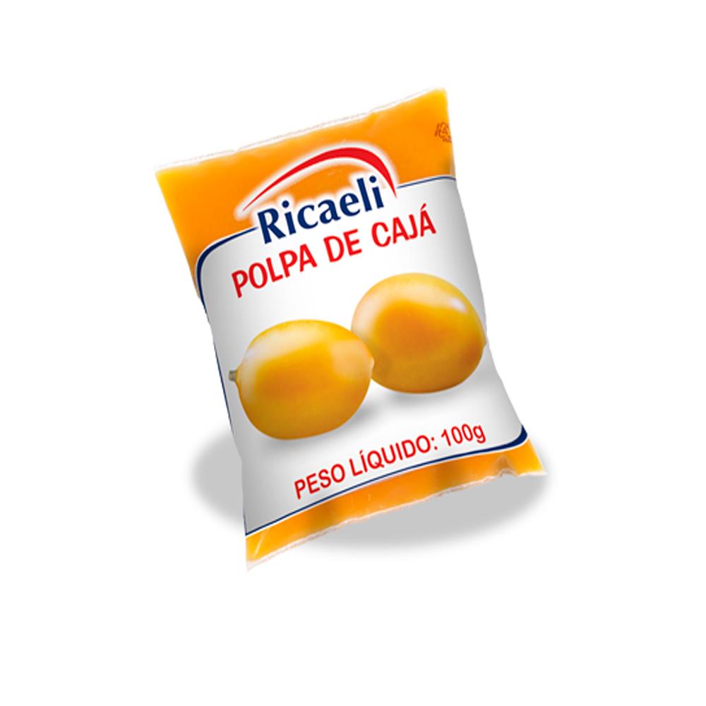 Polpas de Frutas - Cajá