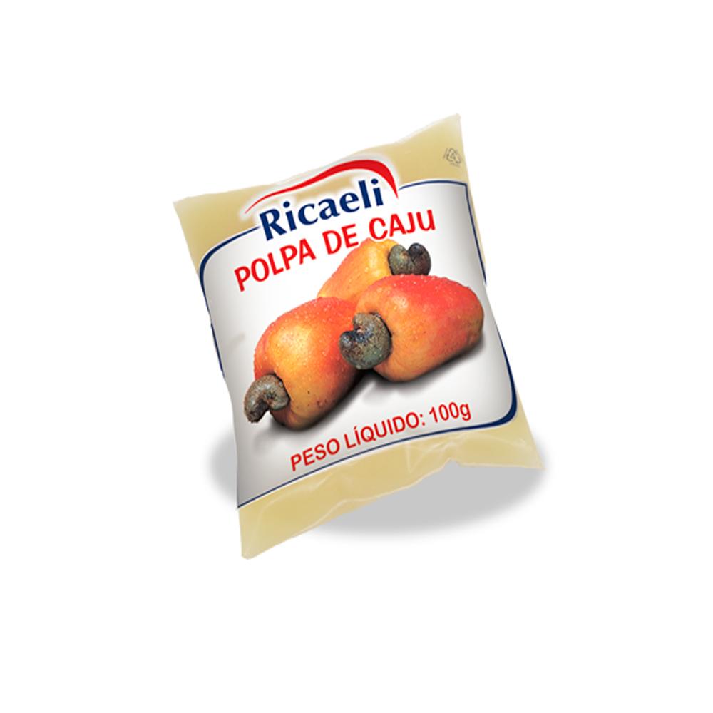Polpas de Frutas - Caju