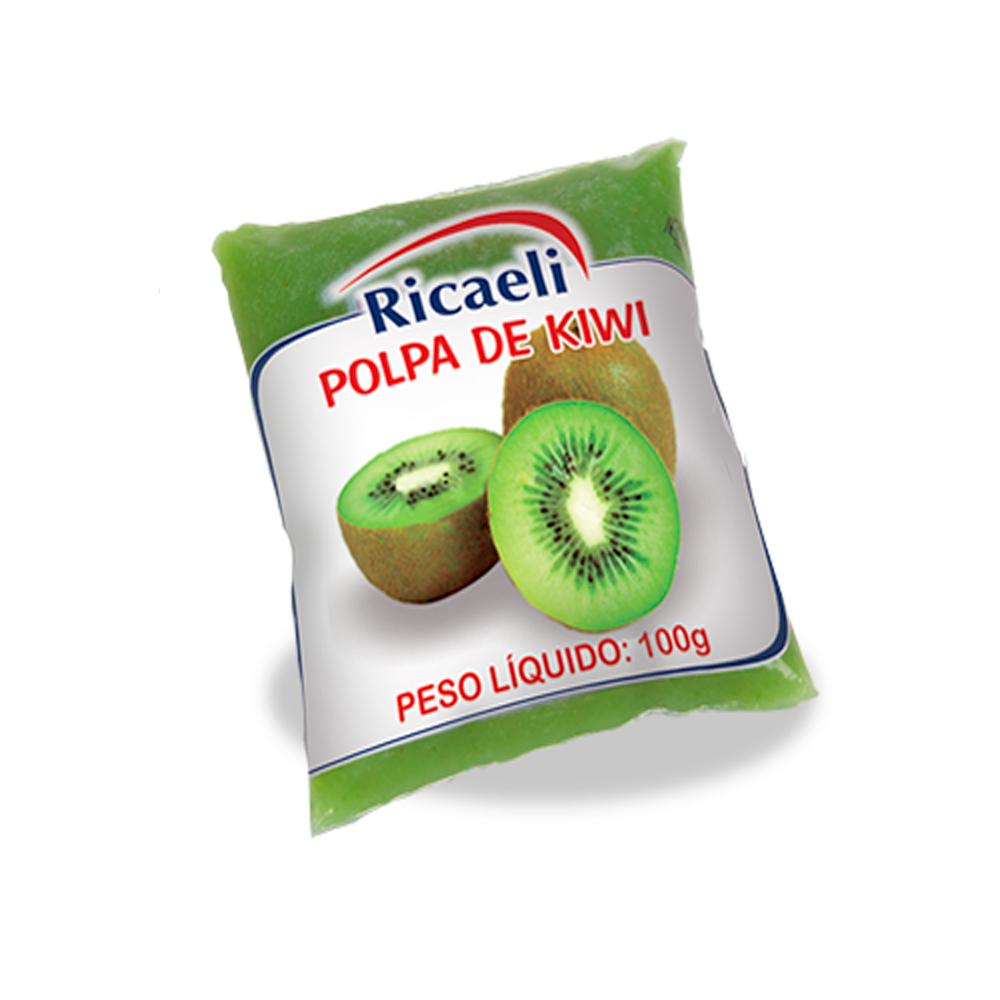 Polpas de Frutas - Kiwi