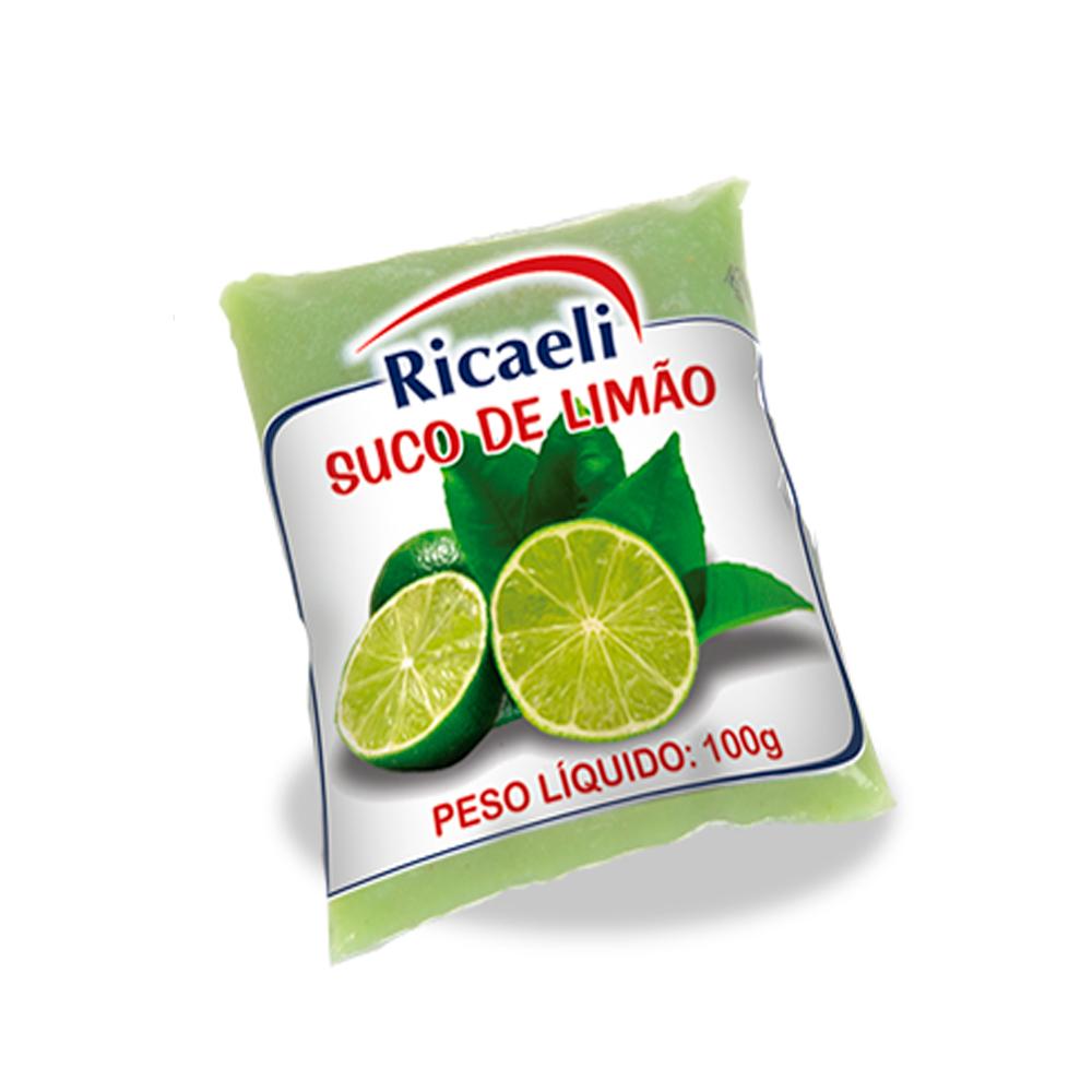 Polpas de Frutas - Limão