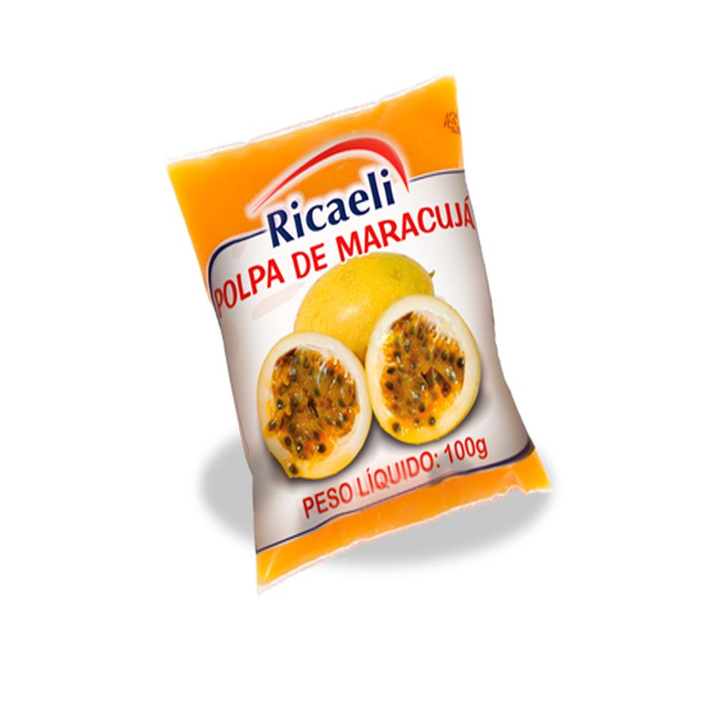 Polpas de Frutas - Maracujá
