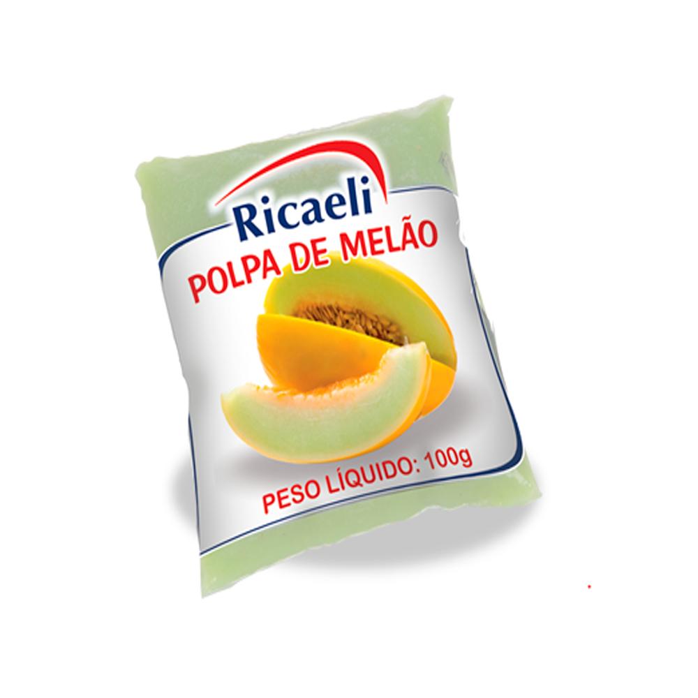 Polpas de Frutas - Melão