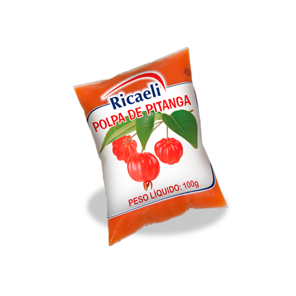 Polpas de Frutas - Pitanga