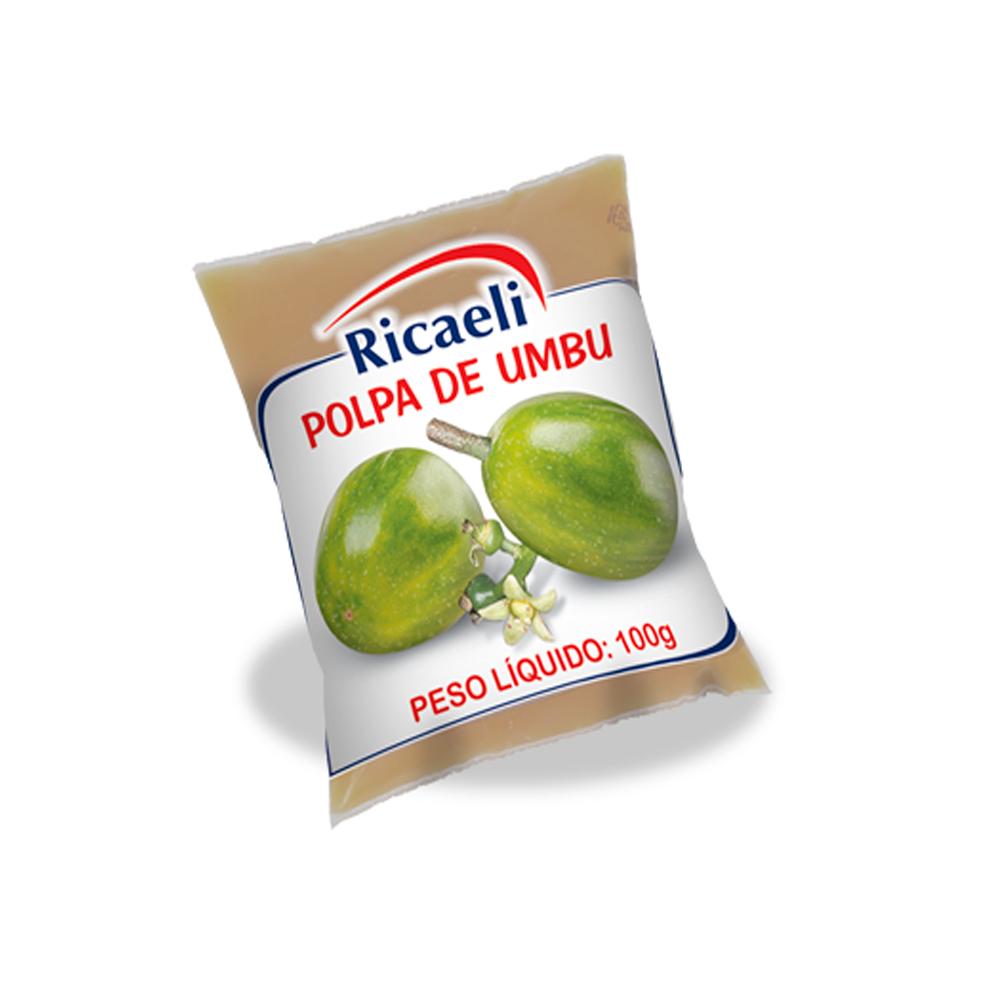 Polpas de Frutas - Umbu