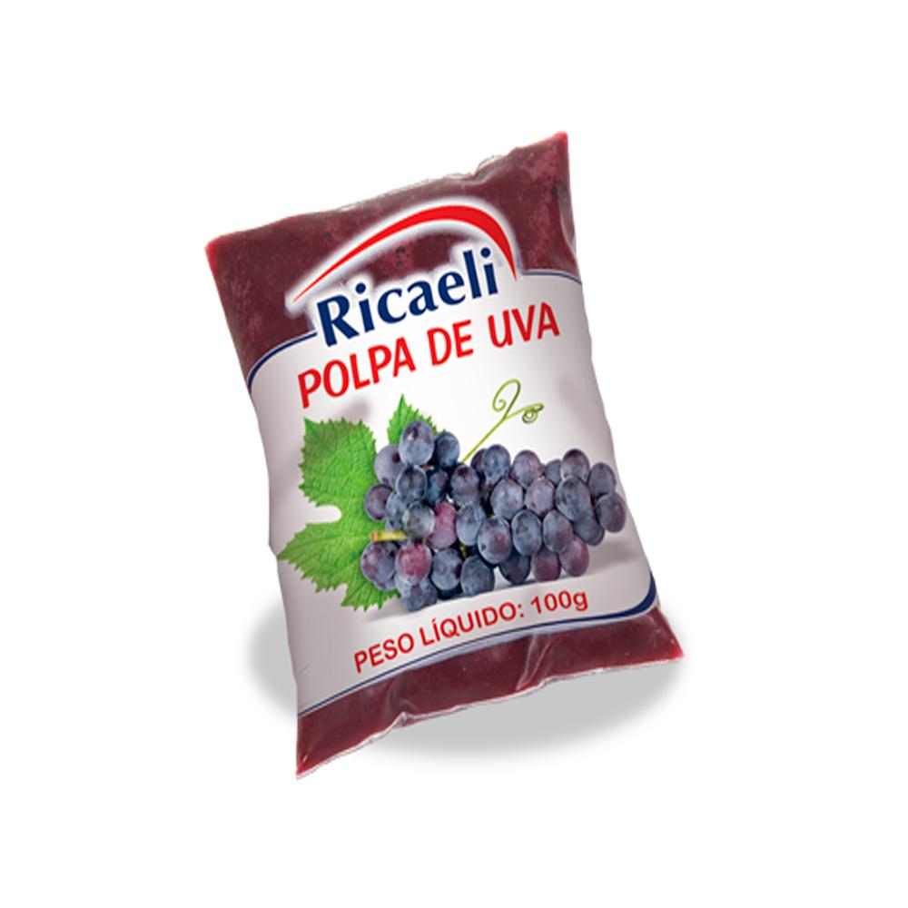 Polpas de Frutas - Uva